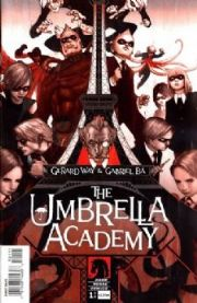 Umbrella Academy: Apocalypse Suite #1 First Print 1st Gerard Way Dark Horse comic book